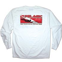 Pelagic Free Dive Deluxe Long Sleeve Shirt