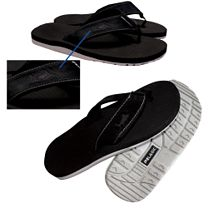 Pelagic Black Marlin Non-Slip Sandals