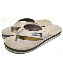 Pelagic Suede Leather Non-Slip Sandals