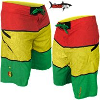 Pelagic Rasta Madness Boardshorts