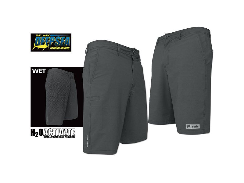Pelagic Deep Sea Hybrid Shorts