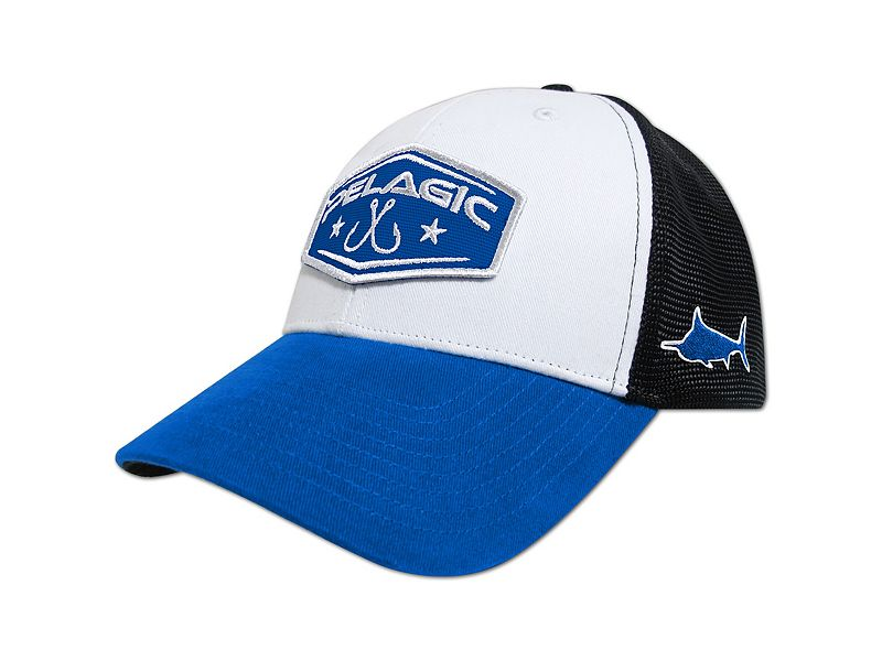 Pelagic Diamond Cap