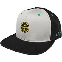 Pelagic Circle Patch Snapback Hat