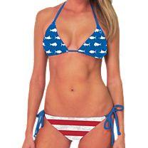 Pelagic Americamo Bikini