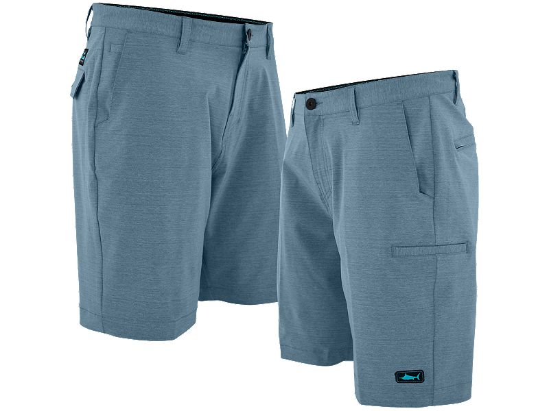 Pelagic Mako Hybrid Shorts