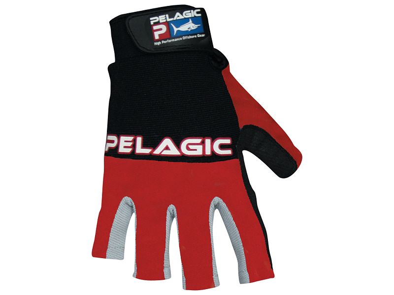 Pelagic Battle (Open Fingertips) Fishing Glove