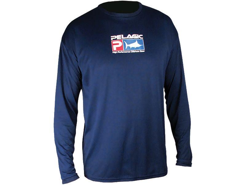Pelagic AquaTek Performance Long Sleeve Shirt