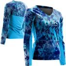 Huk Kryptek Ladies Icon Long Sleeve Shirt