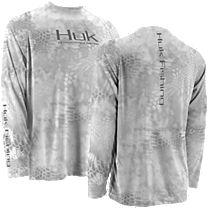 Huk Kryptek Performance Raglan Long Sleeve Shirt