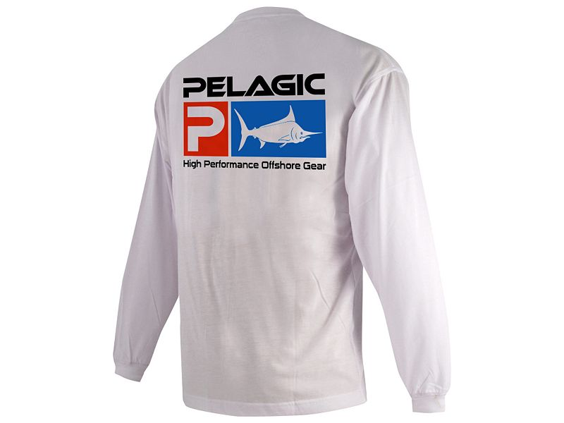 Pelagic Deluxe Long Sleeve Shirt