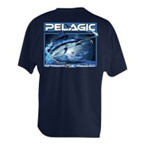 Pelagic Open Water Marlin T-Shirt