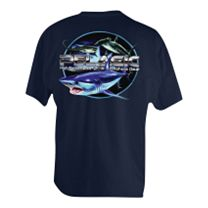 Pelagic Open Water Shark T-Shirt