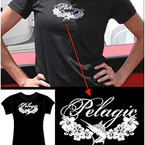 Pelagic Marlin Cove Women's T-Shirt