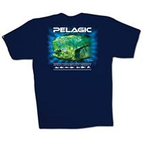 Pelagic OCP Mahi Head T-Shirt