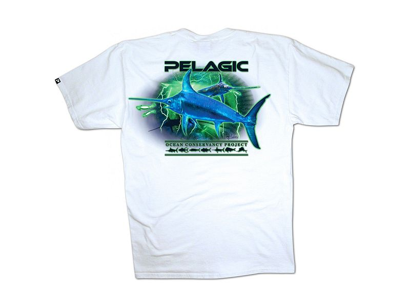 Pelagic OCP Sword T-Shirt