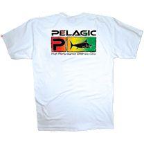 Pelagic Rasta Deluxe T-Shirt