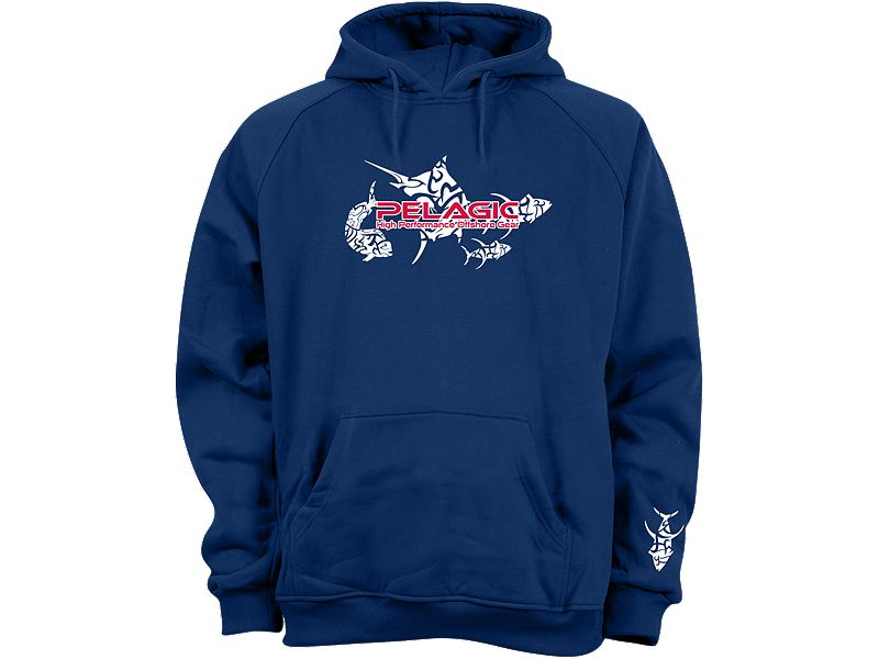 Pelagic Tribal Hoody