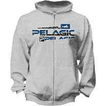 Pelagic Cracked Zip Hoody