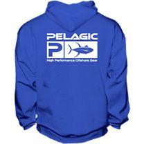Pelagic Deluxe Tuna Hoody