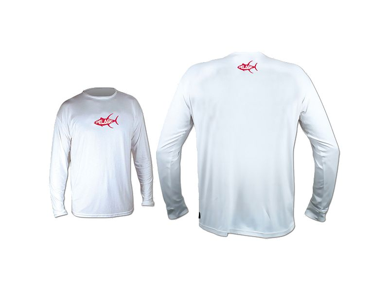 Pelagic Aquatek Tuna Long Sleeve Shirt