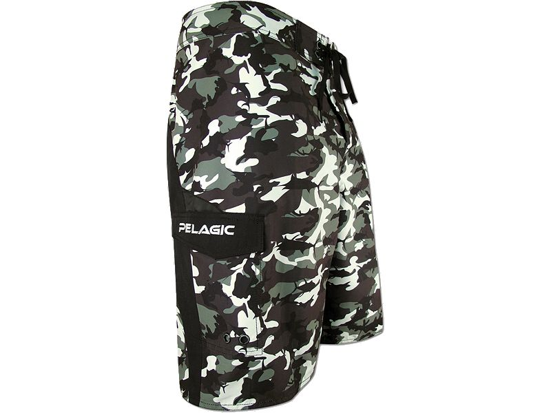 Pelagic Super Fish Camo Boardshorts