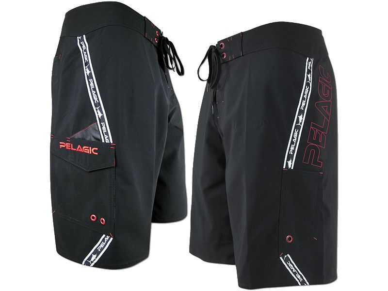 Pelagic Super Blackfin Boardshorts