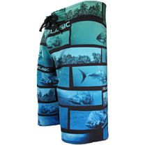 Pelagic 4-Tek Panorama Boardshorts