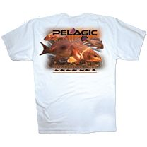 Pelagic OCP Redfish T-Shirt