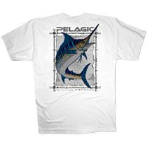 Pelagic OCP Tribal Marlin T-Shirt