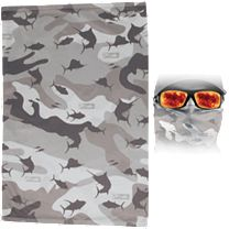 Pelagic Fish Camo Sunshield
