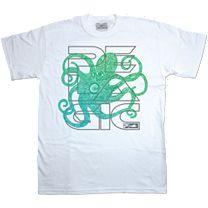 Pelagic Carol Lynne Octopus T-Shirt