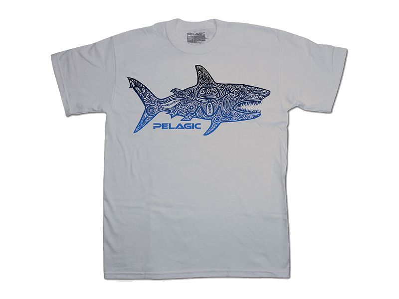 Pelagic Carol Lynne Jaws T-Shirt