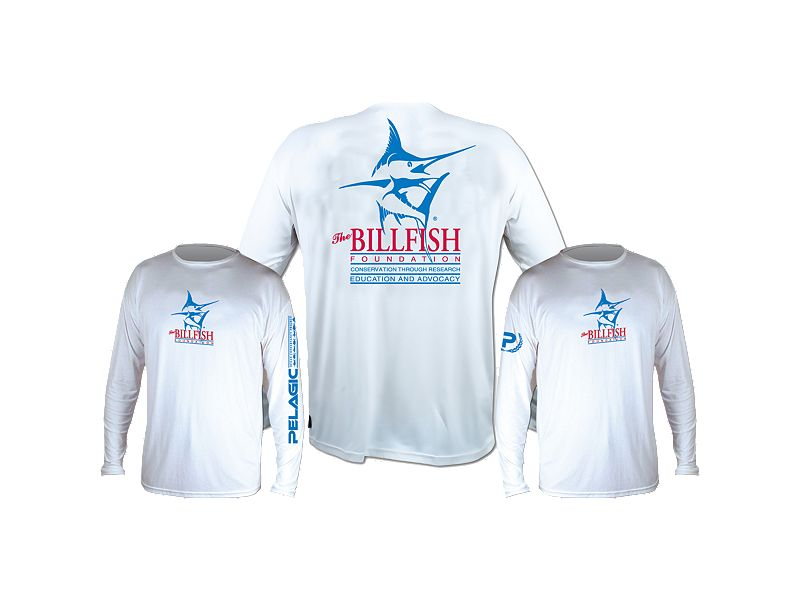 Pelagic OCP Aquatek Billfish Foundation Long Sleeve Shirt