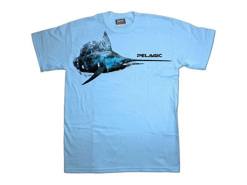 Pelagic Ludo Sail T-Shirt