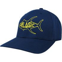 Pelagic Tuna Logo Flexfit Cap