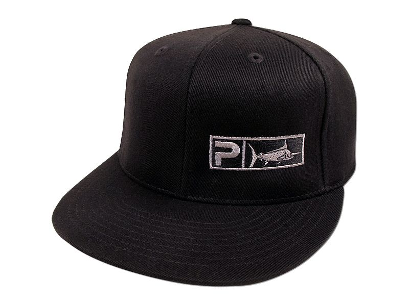 Pelagic Flatbill Flexfit Hat