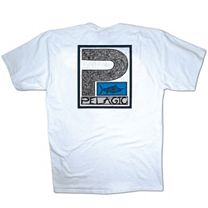Pelagic OCP Tribal P Logo T-Shirt