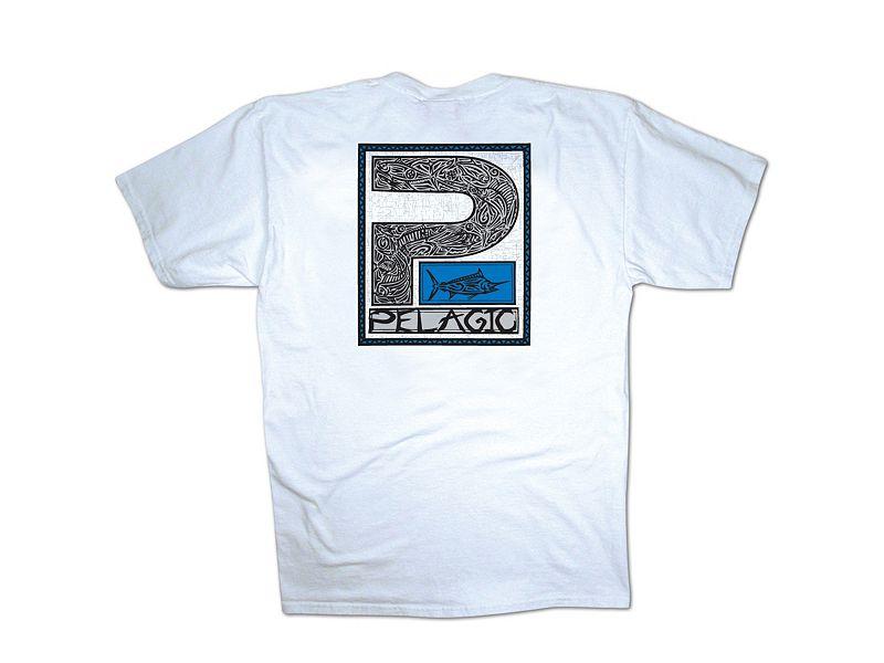Pelagic OCP Tribal P Logo T-Shirt