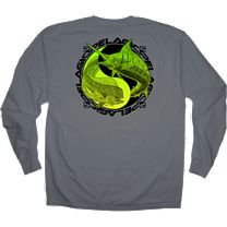 Pelagic OCP Yin-Yang Long Sleeve Shirt