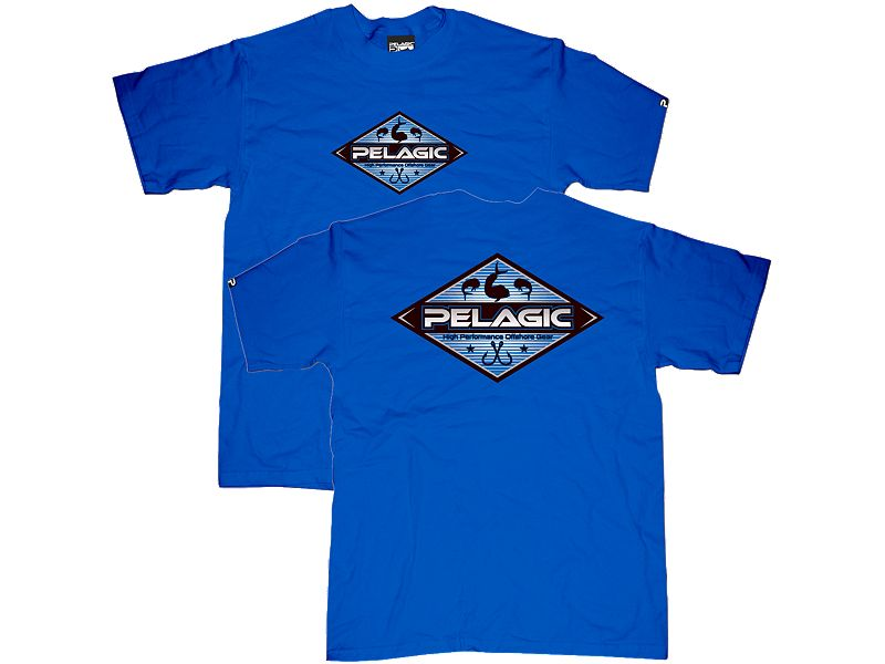 Pelagic Diamond Logo T-Shirt