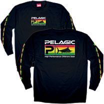 Pelagic Riviera Long Sleeve Shirt