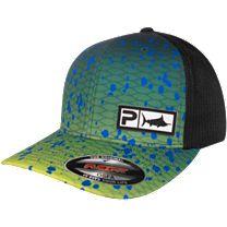 Pelagic Dorado X-Mesh Cap