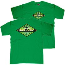 Pelagic Diamond Logo T-Shirt