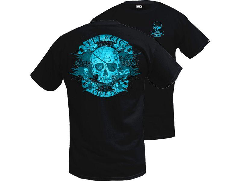 Pelagic Pirate Logo T-Shirt