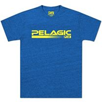 Pelagic Charger Logo T-Shirt