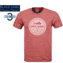 Pelagic Black Label Circle Logo T-Shirt