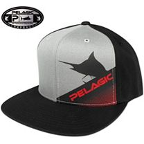 Pelagic Marlin Snapback Hat