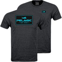 Pelagic Premium Badge T-Shirt