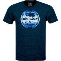 Pelagic Premium Psycho Dorado T-Shirt