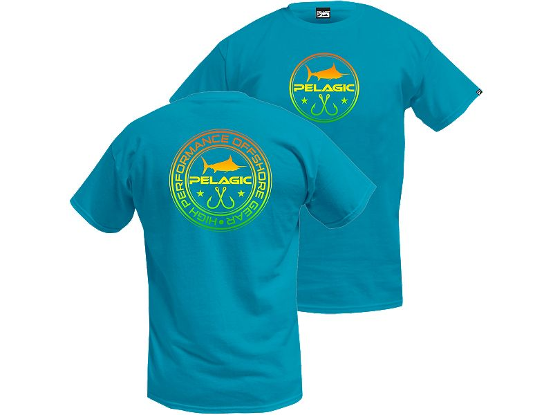 Pelagic Double Hookup T-Shirt